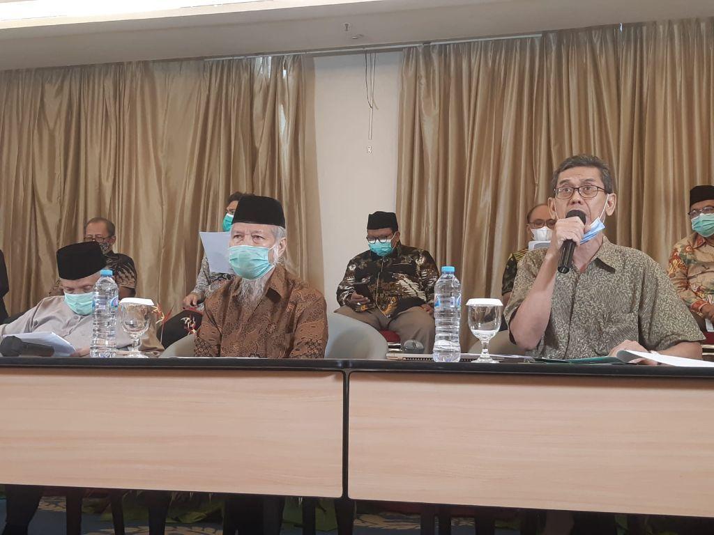 Temui Jokowi, TP3 Sampaikan Peristiwa KM 50 Bentuk Pelanggaran HAM Berat