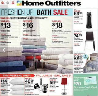 Home Outfitters flyer June 22 - 28, 2018