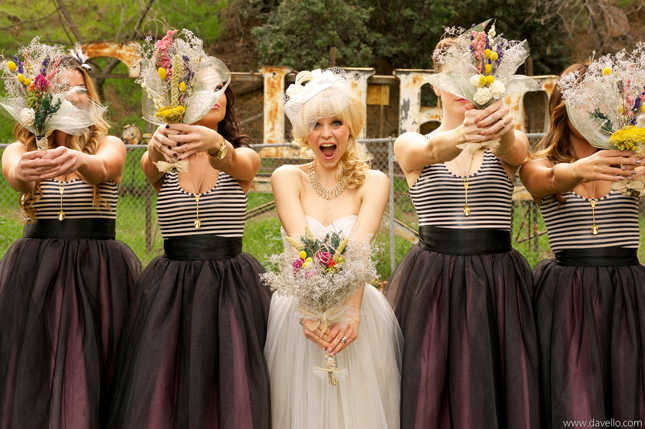 38e58431a7a4 I ve collected some cute bridal parties that will gives you lots inspiration  on how to styled