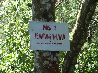 Merviba, Merapi Via Babadan