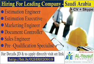 Hiring for leading Company