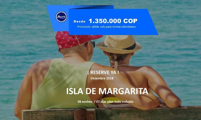 Venezuela isla de margarita todo incluido