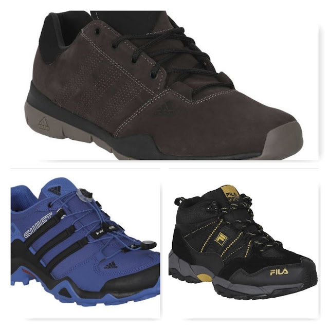 ZAPATOS OUTDOORS MASCULINOS