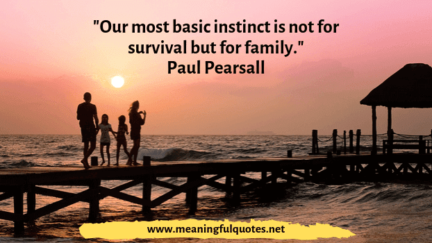 family quotes about love