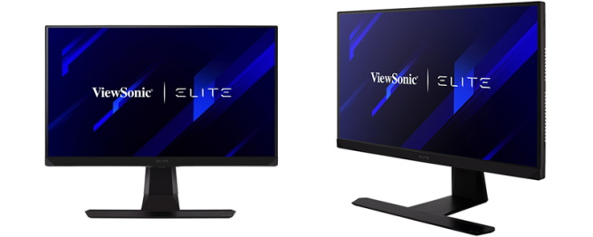 ViewSonic Elit Gaming monitors