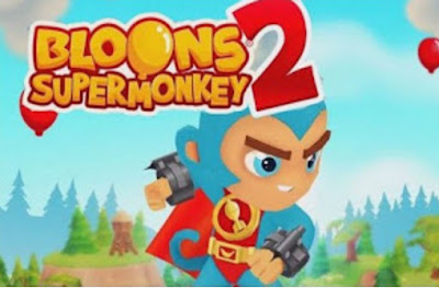 game Bloons Supermonkey 2 Apk+ Mod Unlimited Money Pro v1.0.2 Android