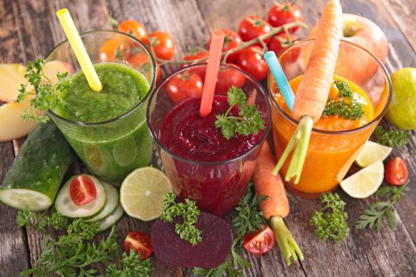 Dietas naturais de desintoxicação para saúde a longo prazo