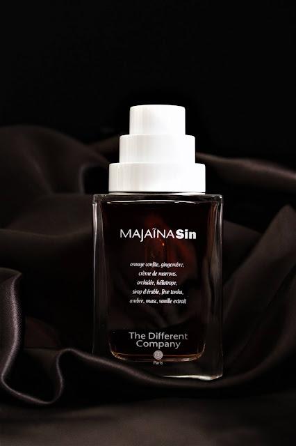 the different company majaina sin, the different company, majaina sin avis, parfum majaina sin, parfums the different company, parfum féminin, blog parfum, perfumes, perfume blog, parfums, meilleur parfum femme, parfum unisexe, avis parfums
