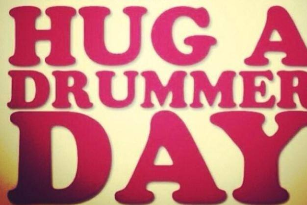 National Hug a Drummer Day Wishes Images