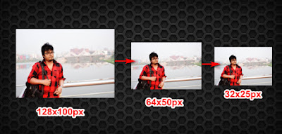 Upload Image With PHP, Resize Image with PHP