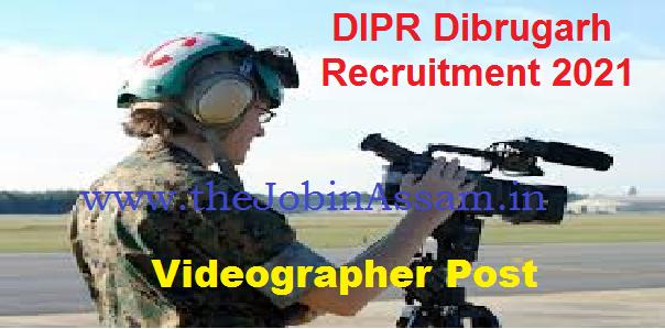 District Information & Public Relations Officer (DIPRO) Dibrugarh.