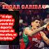 """Edgar Garibay, seleccionado de Plateros: """"Cuando llega la hora de lanzar la bola en el aire, todos estamos listos para dar lo mejor""""."""