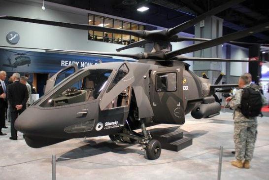 Sikorsky S-97 Raider specs