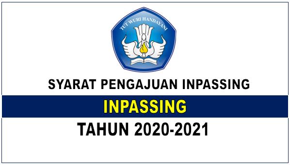 Syarat Pengajuan Inpassing Guru 2020