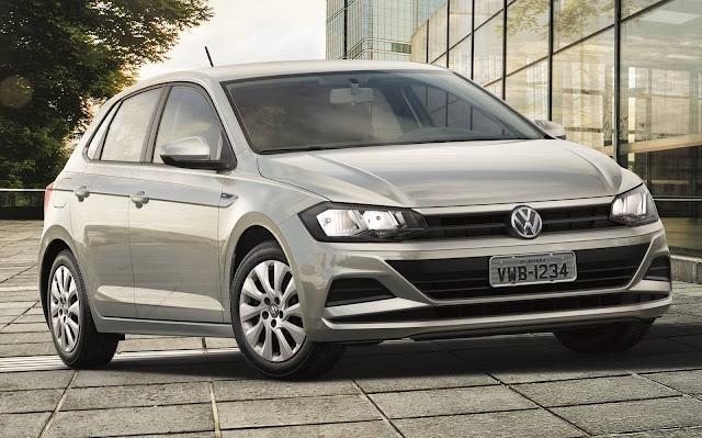 Novo VW Polo 2019 para pCD