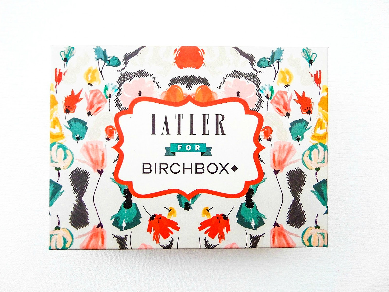 Tatler Magazine does Birchbox