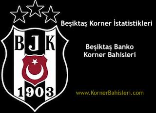 Beşiktaş Korner Bahisleri İstatistikleri