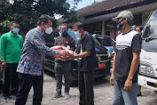 Klungkung Terima Bantuan 5 Ton Beras dari Provinsi, Bupati Suwirta Langsung Salurkan Sesuai Sasaran