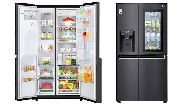 LG InstaView Door-in-Door GSX961MCCZ Fridge Freezer Review