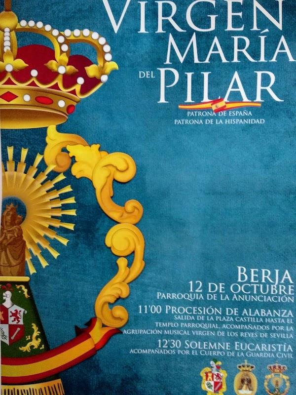 Agrupación Musical Virgen de los Reyes de Sevilla sonará en Berja