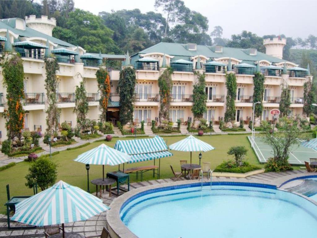 Club Bali Suites Kota Bunga Review Hotel Incaran Voucher Puncak Yasmin Resort And Conference