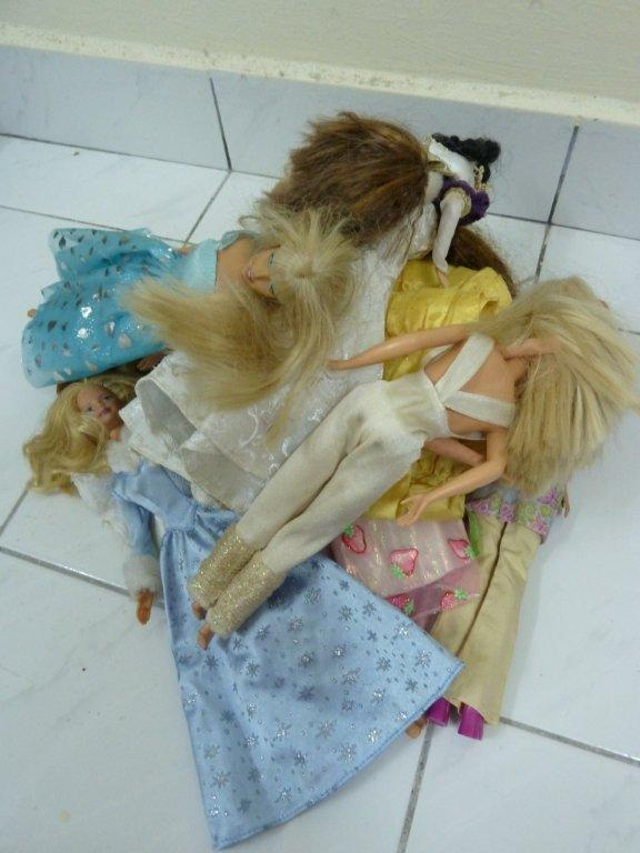 We are Family: I Love Barbie: Filched my little sister's ...