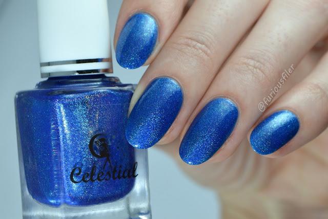 celestial cosmetics valyrio collection sesir kipi swatch