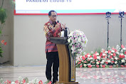 Launching Sulut Bermasker