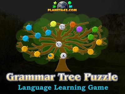 Граматическо Дърво Игра