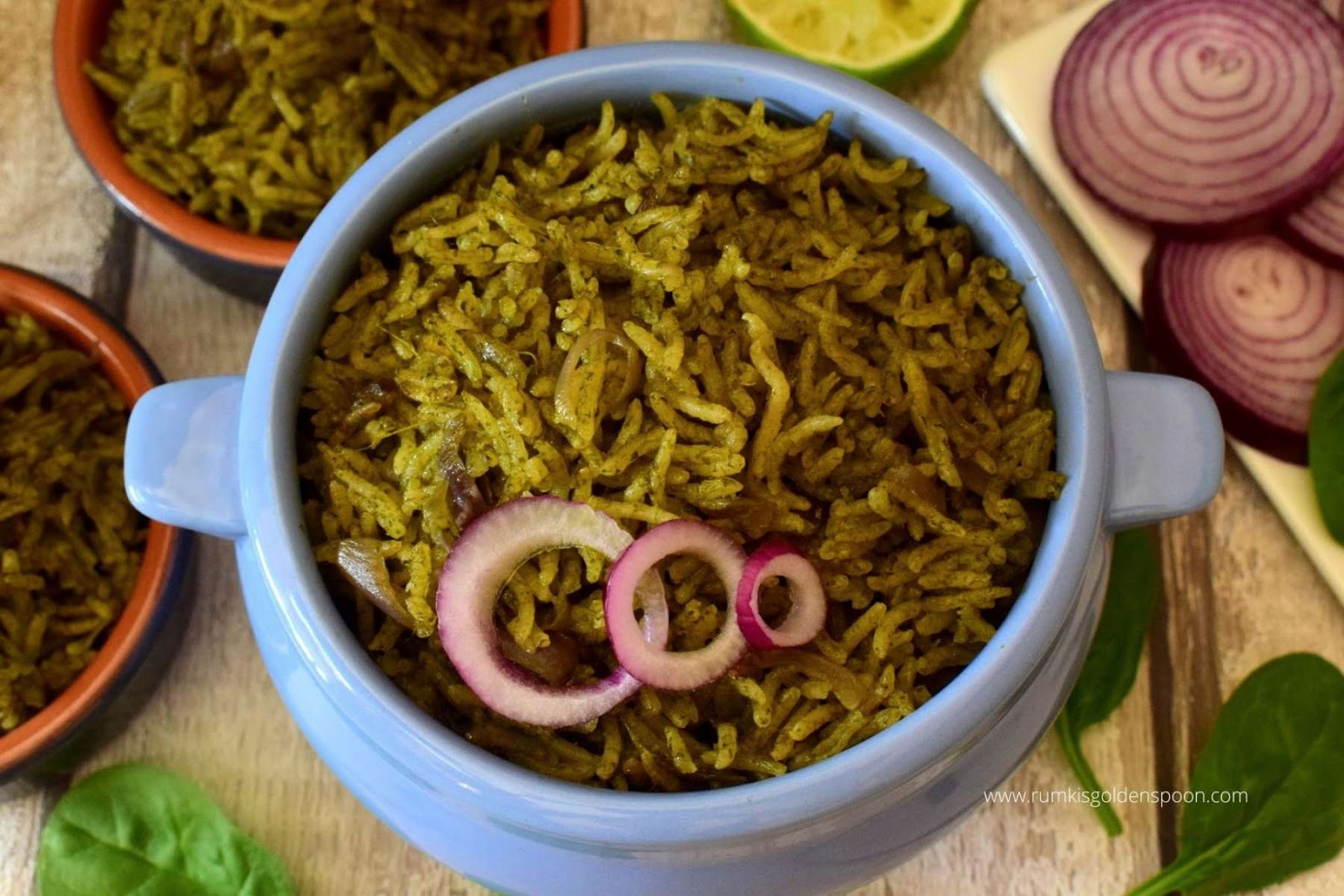 palak rice, palak rice recipe, recipe for palak rice, palak pulao, spinach rice, how to make palak rice, palak pulao recipe, recipe for palak pulao, spinach rice recipe, how to prepare palak rice, palak rice bath, spinach pulao, palak fried rice, palak rice for babies, how to do palak rice, how to make palak pulao, spinach rice recipe indian, palak rice step by step, spinach rice indian, how to make spinach rice, spinach pulao recipe, spinach rice pilaf, rice recipes, rice recipe, with rice recipe, rice recipe vegan, rice recipe vegetarian, rice recipes veg, rice recipe with vegetables, rice recipe Indian, rice recipes indian, Indian rice recipe easy, Rumki's Golden Spoon