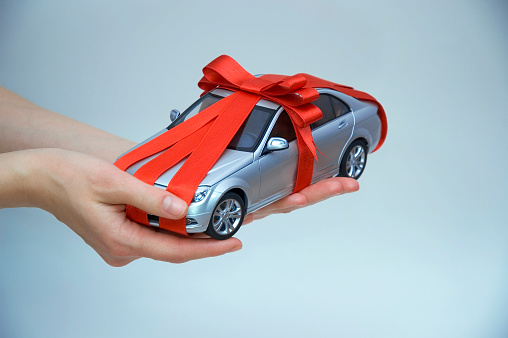 how much is gift tax gifts for car