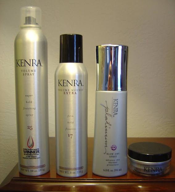 Nuts 4 Stuff Kenra Professional Hair Styling Products
