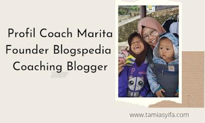 Coach Marita Bloggerpreuner