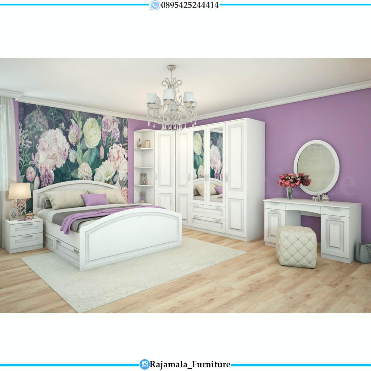 Dipan Mininmalis Putih Duco Furniture Jepara Terbaru RM-0644