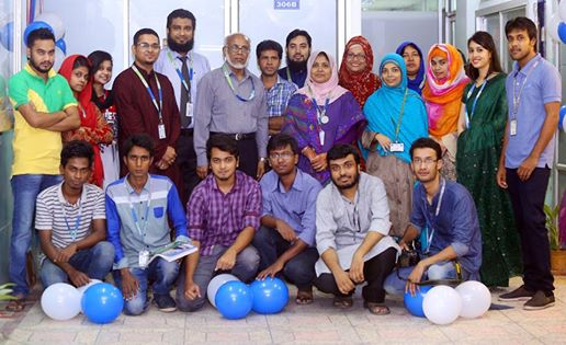 ETE Department celebrated its 13th Founding Anniversary at Daffodil international University (DIU)