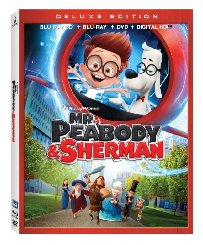 Mr. Peabody & Sherman 3D SBS Latino