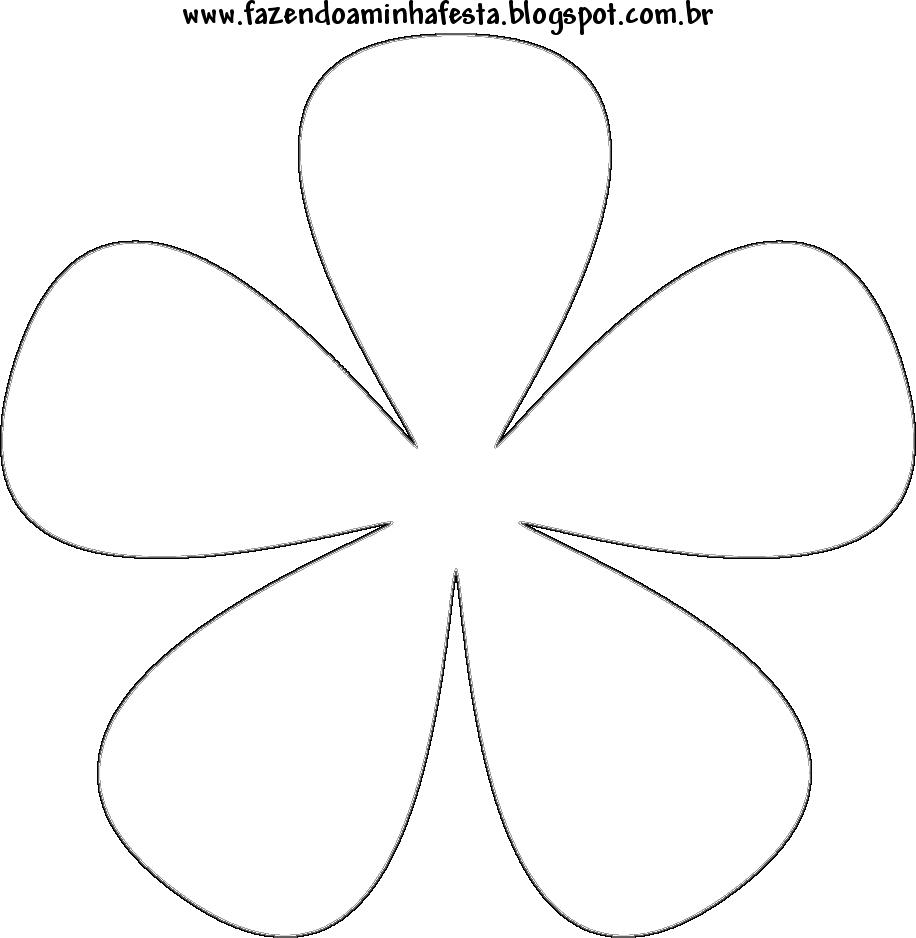 best Plantillas De Flores De Papel Para Imprimir image collection