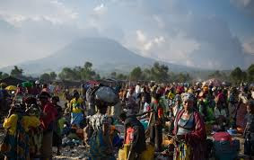 UN Boosts Aid As DRC Evacuates Residents in Fear of New Volcano Eruption