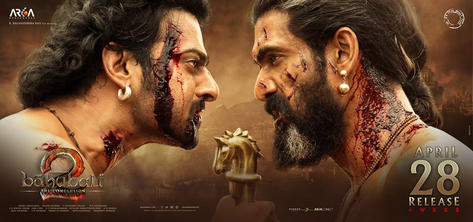 Image result for 2017 Trends In Movies And Songs: Bahubali 2
