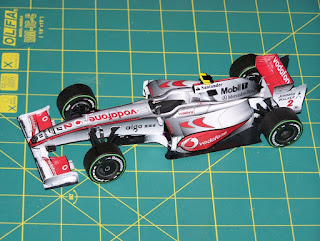 McLaren MP4/24 - Lewis Hamilton - European GP (2009) DaymON