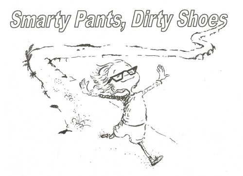 Smarty Pants, Dirty Shoes: July 2011