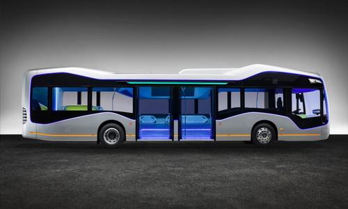 Proyek Bus Masa Depan Mercedes-Benz Self-Drive Berjalan Otonom
