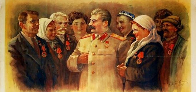 Даже в Италии дотянулся Сталин