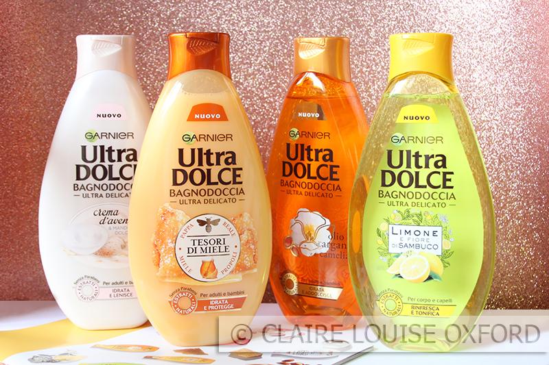 Bagno Doccia Neutro : Garnier ultra dolce bagnodoccia e crema corpo allavena #gestididolcezza