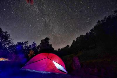 Berburu Milky Way di Gunung Lawu, Porter Lawu Jalur Candi Cetho