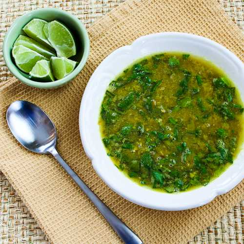 Paleo Indian Lentils and Spinach