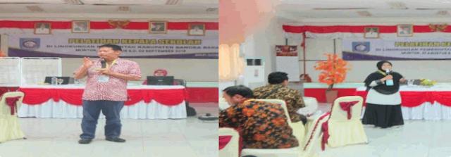 Materi Diklat Penguatan Kepala Sekolah  MATERI DIKLAT PENGUATAN KEPALA SEKOLAH