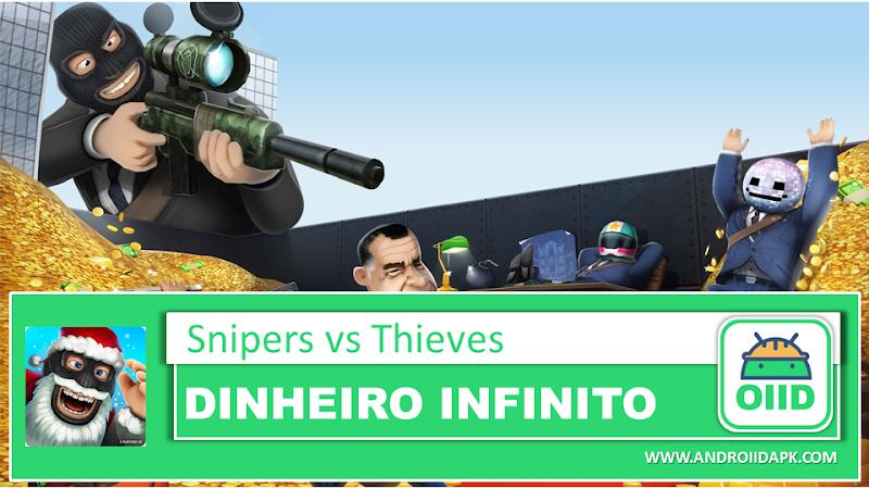 Snipers vs Thieves v2.5.29535 – APK MOD HACK – Dinheiro Infinito