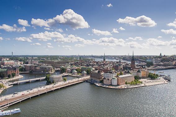 Estocolmo y sus 14 islas