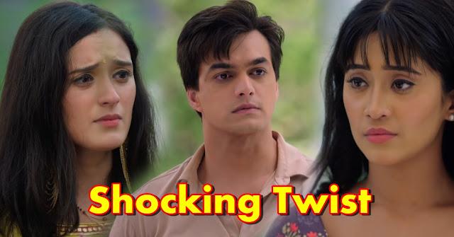 HeartBreaking Twist : Kartik shatters down finds Vedika blackmailed Naira in YRKKH